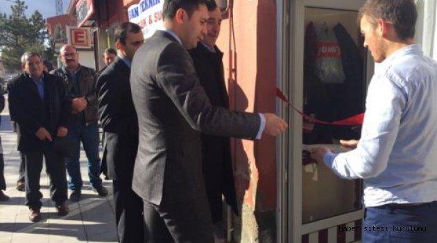 """""""Abla'nın YERİ"""" TUZLUKÇU'DA AÇILDI"""
