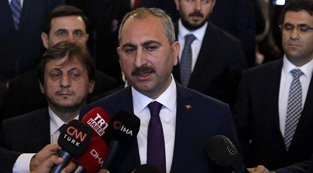 """BAKAN GÜL: """"KİMSE 'KADİR SUÇLUDUR' DİYEMEZ"""""""