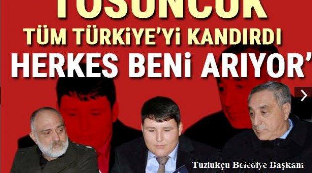 Tuzlukçu Belediye Başkanı Akbuğa'dan Çiftlikbank açıklaması
