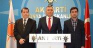 AK Parti Konya İl Teşkilatı görevi bıraktı