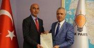 AK Parti'nin yeni Konya İl Başkanı Hasan Angı oldu