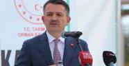"""BAKAN PAKDEMİRLİ: """"PANCAR ŞEKERİ SATIŞINDA 2018 - 2019 YILINDA YÜZDE 14 ARTIŞ SAĞLANDI"""""""