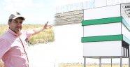 ÇİFTLİK BANK'IN TABELASI VE TEMELİ KALDI