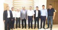 ILGIN'DAKİ STK'LARDAN  TORKU'YA DESTEK