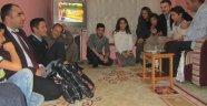 Kaymakam Fatih Cıdıroğlu'ndan Anlamlı Ziyaret