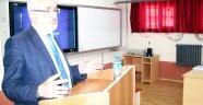 KONYA İL MÜFTÜSÜ PROF.DR. ALİ AKPINAR KUTLU DOĞUM HAFTASINDA YUNAK'TA KONFERANS VERDİ