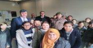 TUZLUKÇU'DAKİ ÖĞRENCİLERDEN  ASKERLERE MEKTUP