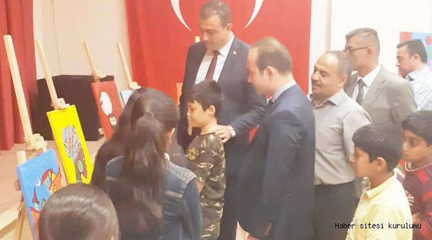 YUNAK'TA 350 ESER SERGİLENDİ