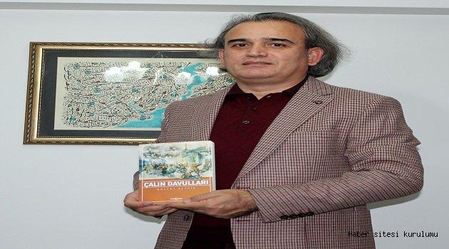 """BÜLENT KESKİN'İN YENİ ROMANI""""ÇALIN DAVULLARI"""" YAYIMLANDI"""
