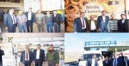 MİLLETVEKİLİ ERDEM'DEN YUNAK'TA ESNAF ZİYARETİ